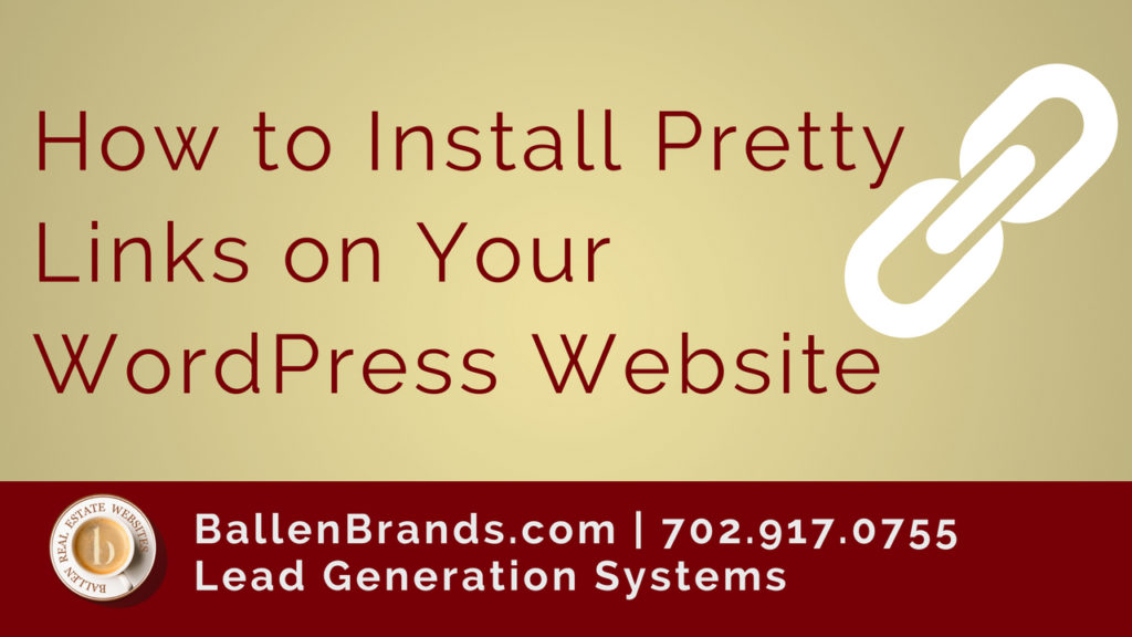 How to Install Pretty Links on Your WordPress Website