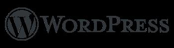 Built with WordPress
