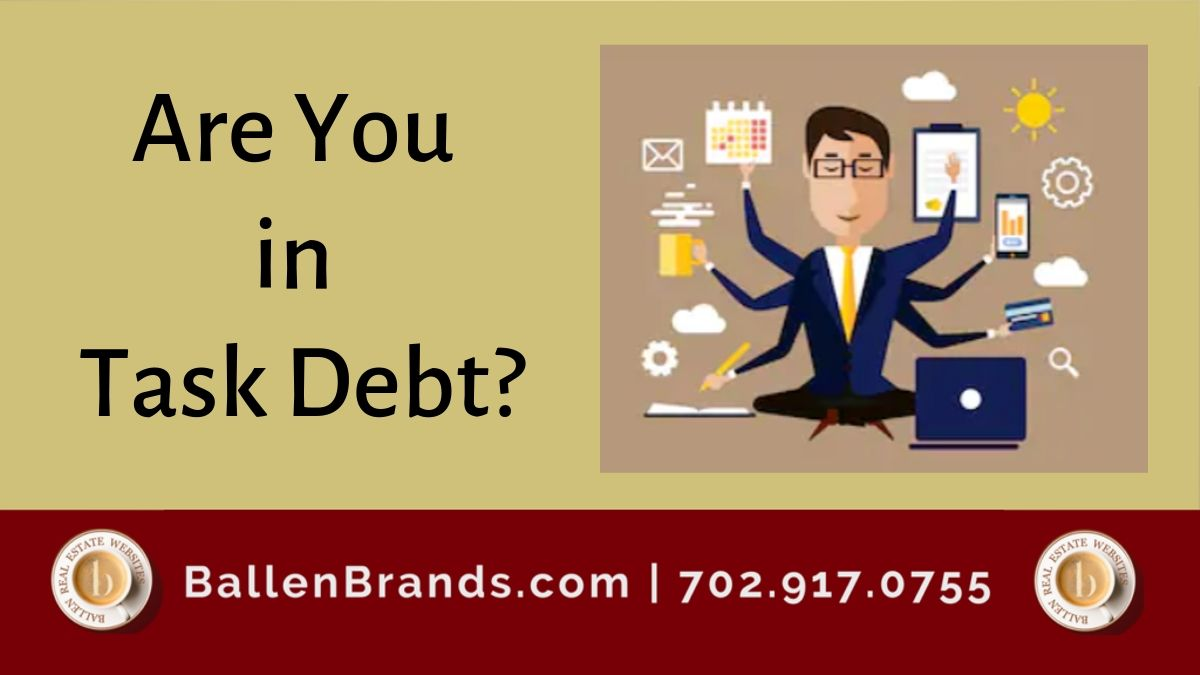 Are You in Task Debt?