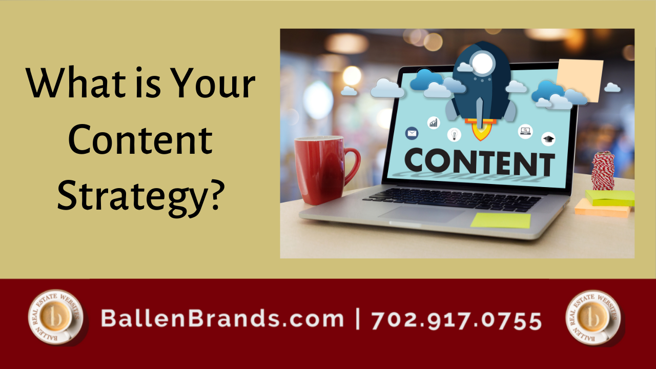What is Your Content Strategy?