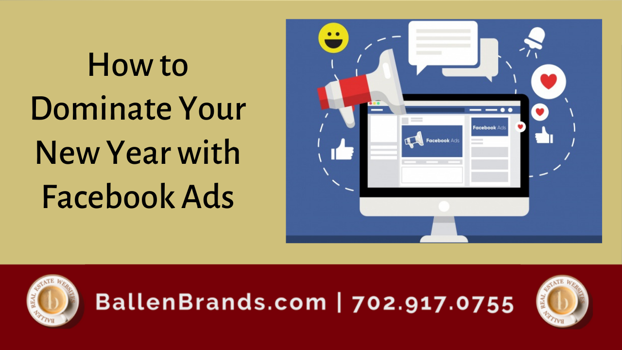 How to Dominate Your New Year with Facebook Ads