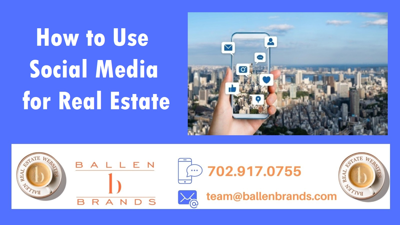 How to Use Social Media for Real Estate