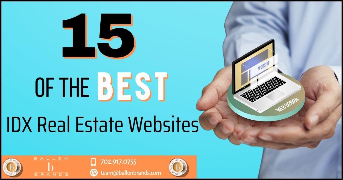15 of the Best IDX Real Estate Websites