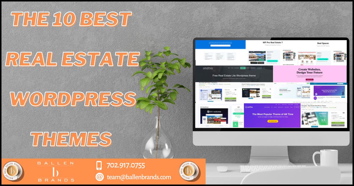 10 Best Real Estate WordPress Themes [2021]