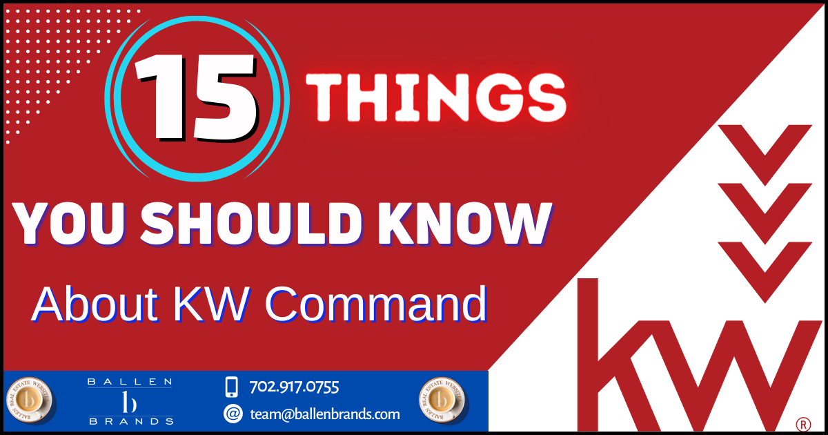 15 Things to Know About KW Command