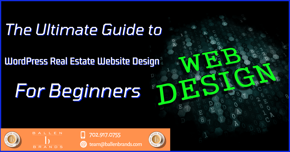 The Ultimate Guide to WordPress Real Estate Website Design for Beginners [2021]